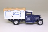 Matchbox Collectibles  YPP05; 1932 Ford Model AA Truck; The Los Angeles Times