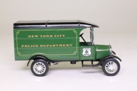 Matchbox Collectibles DYM38024; 1930 Ford Model TT Van; New York City Police Dept