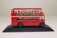 Great British Buses: Leyland RTW Double Decker Bus, London Transport: 22 Chelsea Worlds End, Hyde Park Corner, Sloane Sq, Parsons Green, Putney Bridge
