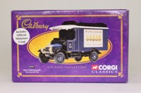 Corgi Classics C8200; 1929 Thornycroft Van; Fry's Five Boys Milk Chocolate