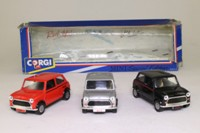 Mini Special Editions 3 Car Set