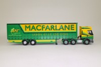Corgi Classics 75602; Renault Premium Artic (1:50); Curtainside, MacFarlane Transport of Leeds