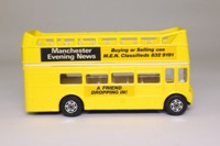 Corgi Classics 469; AEC Routemaster Bus; Open Top; Manchester Evening News