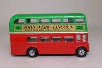 Corgi 469; AEC Routemaster Bus; John Webb of Lincoln