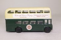 Corgi Classics 469; AEC Routemaster Bus; Timbercraft Cabinet Displays, Harrow