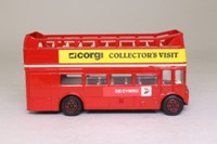 Corgi Classics 469; AEC Routemaster Bus; South Wales: Corgi Collector's Visit