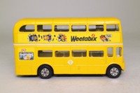 Corgi 638; AEC Routemaster Bus; London Transport; 50 Burton Latimer; Weetabix