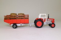 Matchbox SuperKIngs K-35/2; Massey Ferguson 595 Tractor & Trailer