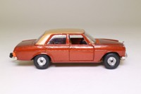 Corgi 285; Mercedes-Benz 240D; Bronze Metallic, Tan Roof