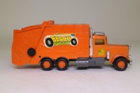 Matchbox King Size K-111/2; Peterbilt Refuse Truck; Waste Beater