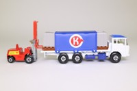 Matchbox Superkings K-34/2; DAF Pallet Truck