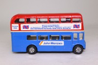 Corgi 469; AEC Routemaster Bus; 1984 International Motor Show, John Menzies
