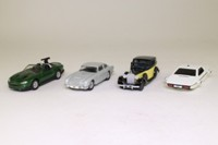 Corgi Classics TY99135; James Bond Collection, 8 Pce Set; Film Canister Gift Set