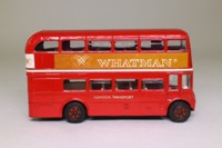 Corgi 481; AEC Routemaster Bus; London Transport; 11 Liverpool St; Whatman Paper