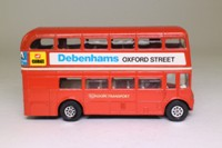 Corgi 469; AEC Routemaster Bus; London Transport; 11 Liverpool St; Swann & Edgar; Debenhams