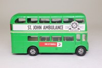 Corgi Classics 469; AEC Routemaster Bus; South Wales: St John Ambulance