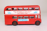 Corgi Classics 469; AEC Routemaster Bus; Alder Valley, Farnham Maltings, 1985