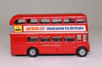 Corgi 469; AEC Routemaster Bus; London Transport; 11 Liverpool St; BTA Welcome to Britain