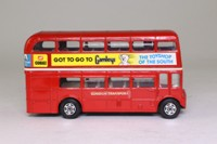 Corgi 469; AEC Routemaster Bus; London Transport; 11 Liverpool St; Gamley's; Toyshop of the South
