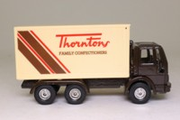 Corgi Classics 1190; Ford Cargo Box Van; Thornton's Family Confectioners