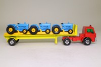 Matchbox SuperKings K-20/1; Ford Tractor Transporter
