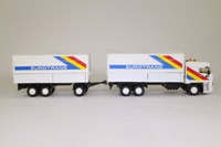 Matchbox SuperKings K-122/1; DAF Roadtrain Tilt Truck & Trailer