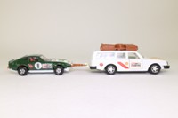 Matchbox SuperKings K-76/1; Volvo 245 Estate Rally Support