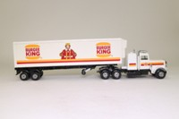 Matchbox SuperKings K-31/2; Peterbilt Refrigeration Truck