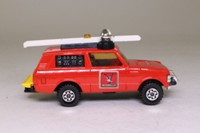 Matchbox Speed Kings K-64/1; Range Rover Fire Control
