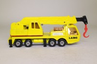 Matchbox SuperKings K-12; Hercules 900E Crane