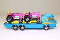 Matchbox SuperKings K-21/3; Tractor Transporter