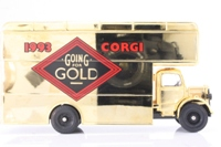 Corgi Classics 01; Bedford O Series Pantechnicon; Going for Gold