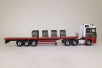 Corgi Classics CC13807; Mercedes-Benz Actros; Flatbed; Maurice Hill Transport Ltd, Wire Coils Load