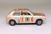 Corgi C289; Volkswagen Polo; Racing, Gold Metallic, RN4