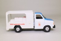 Corgi C405; Ford Transit Milk Float; Milk's Gotta Lotta Bottle