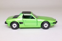 Corgi 314; Fiat X1/9; Metallic Green, Black Roof