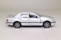 Corgi Classics 94035; Ford Sierra Sapphire RS Cosworth 4x4; Metallic Silver With Ford Badge