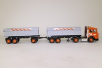 Matchbox SuperKings K-145/1; Iveco Double Artic Tipper Truck