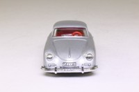 Dinky by Matchbox DY-25; 1958 Porsche 356A Coupe; Metallic Silver
