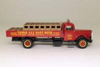 Corgi Classics 98459; White Truck; Dropside With Crates Load, Triple XXX Root Beer
