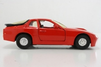 Corgi Classics 94150; Porsche 944; Red, large Porsche logo on bonnet
