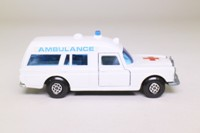 Matchbox SpeedKings K-26/1; Mercedes-Benz 'Binz' Ambulance
