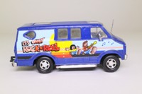 Matchbox SuperKings K-80/1; Dodge Custom Van