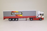 Corgi Classics CC12907; Scania Topline; Curtainside Trailer, Curran, Bangor, Co Down