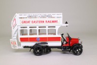 Corgi Classics C858/11; Thornycroft J Type Bus; Great Eastern Railway; Lowestoft & Southwold