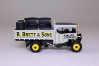 Matchbox Collectibles YAS 12-M; 1922 Foden Steam Wagon