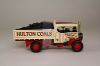 Models of Yesteryear YAS02-M; 1922 Foden Steam Wagon; Hulton Colliery, Oldhall St, Liverpool