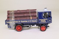 Matchbox Collectibles YAS09-M; 1929 Garrett Steam Wagon
