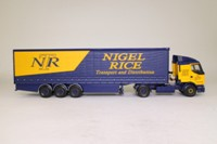 Corgi Classics 75605; Renault Premium Artic (1:50); Curtainside, Nigel Rice, Transport & Distribution