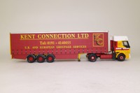 Corgi Classics 75604; Renault Premium Artic (1:50); Curtainside, Kent Connection Ltd